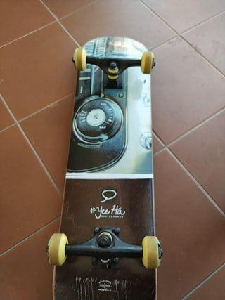 Skate Miller División