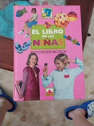 """el libro de las """"niñas"""""""