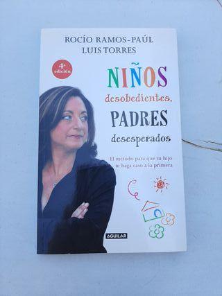 """Libro """"Niños desobedientes, padres desesperados"""""""