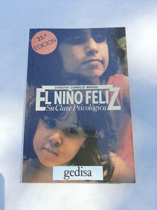 """Libro """"El niño Feliz"""""""