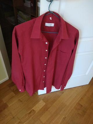camisa roja T39