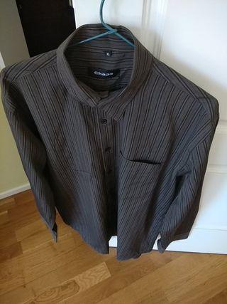 camisa de rayas Chaps de Ralph Lauren