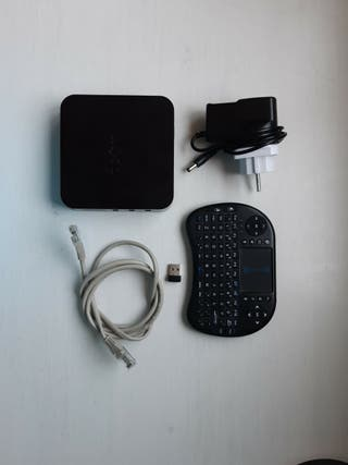 MXq TV BOX - ANDROID PLAYER