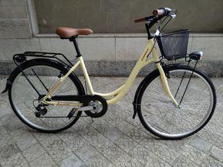 Bicicleta Urbana Conor Soho Aluminio 6v