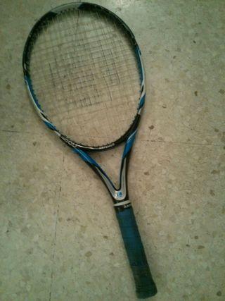 Raqueta de tenis niño talla 26.