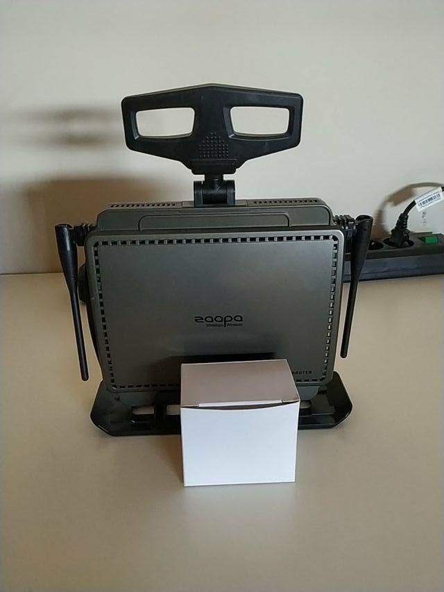 Router Wifi Zaapa.