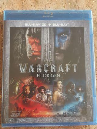 Warcraft en Blu-ray