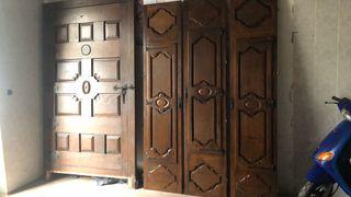 Conjunto de puertas