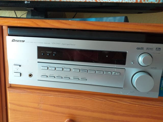 Amplificador y home cinema 5.1 Pioneer