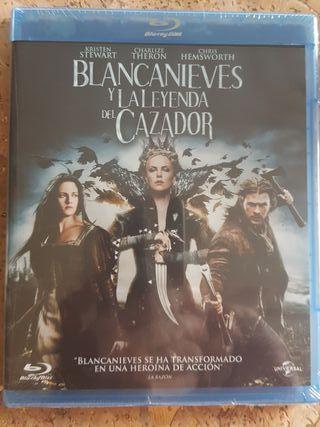 Blancanieves en Blu-ray