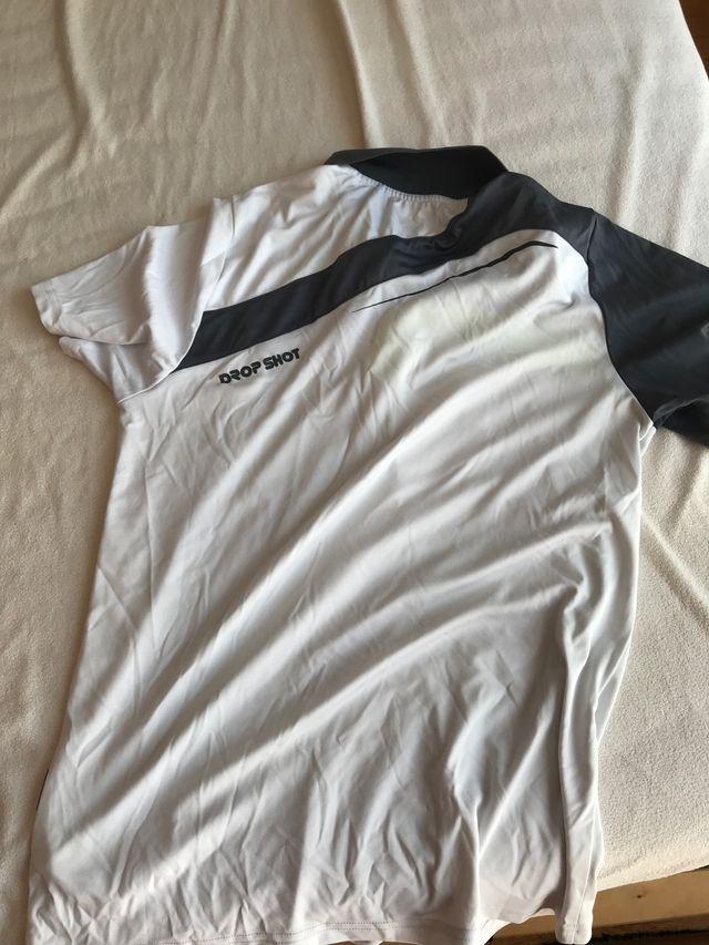 Camiseta deporte Drop Shot