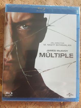 Múltiple en Blu-ray