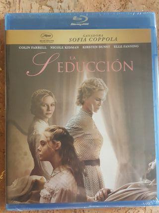 La seducción en Blu-ray