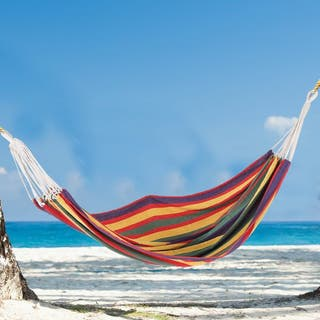Hamaca para Colgar en Jardín Piscina Playa o Campi