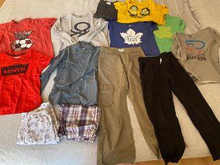 Pack de ropa infantil