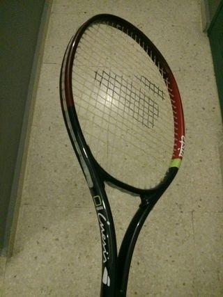 Raqueta tenis para adultos.