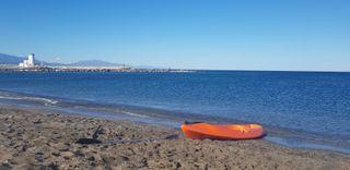 Kayak rígido individual