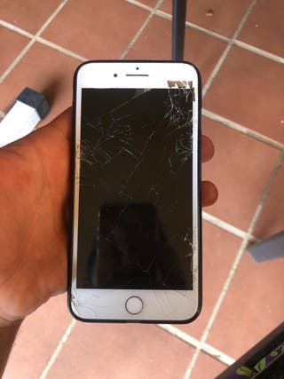 Iphone 7 plus 32 gb blanco