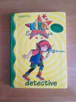 Kika superbruja detective