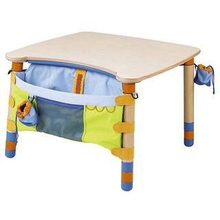 Mesa infantil de madera de Haba
