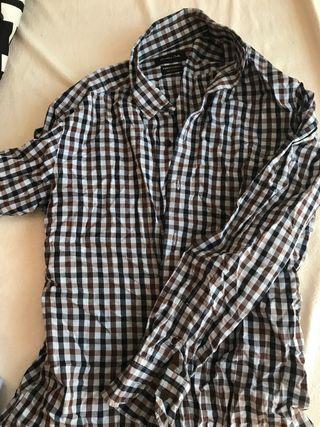 Camisas Massimo Dutti varios modelos . Talla M