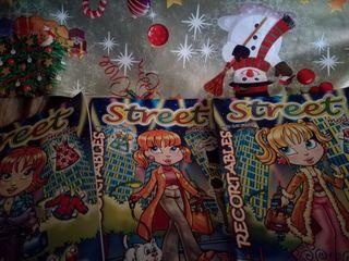 Revistas de muñecas recortables. lote