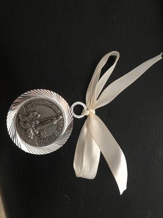Medalla de carro de bebe