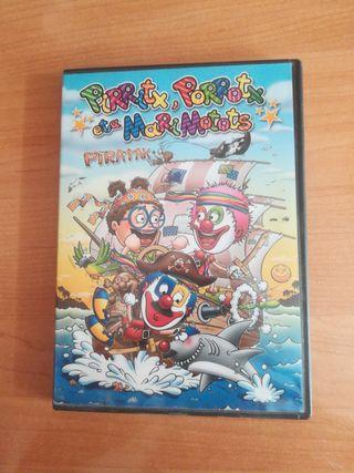Pirritx, Porrotx eta Marimotots piratak
