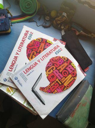 libros lengua 2 ESO