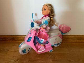 Nancy bici y moto