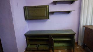 Muebles salon ver fotos y medidas y mesa a juego