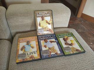 DVD entrenamiento