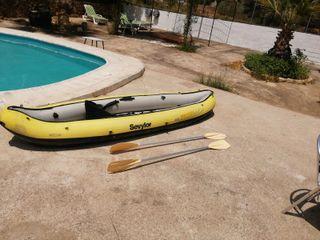 kayak hinchable seylor sirocco