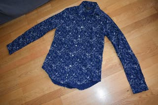 Camisa Zara Hombre