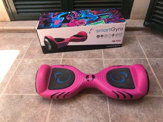Hoverboard SmartGyro x4 pink