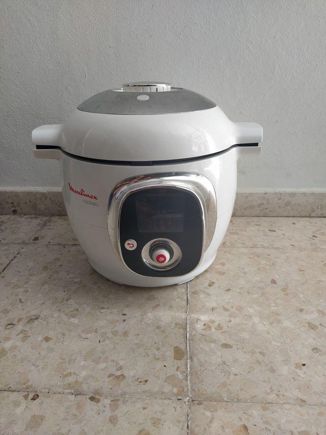 Robot cocina Moulinex Cookeo