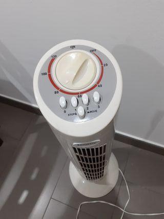 ventilador con termostato