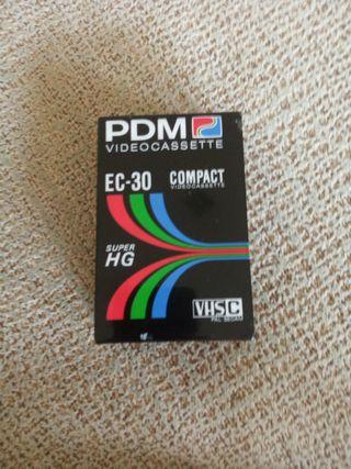 Cinta PDM ,para video.VHS