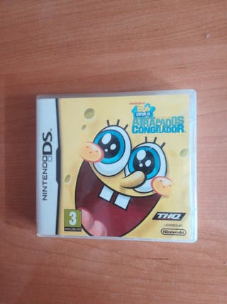 Nintendo DS: Bob esponja