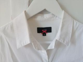 Camisa de señora blanca