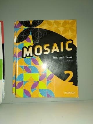 Mosaic Student's book and woorkbook