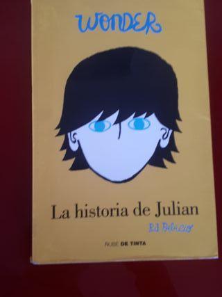 "Libro ""La historia de Julian"""