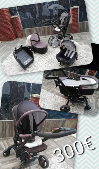 Jane rider trio + base isofix