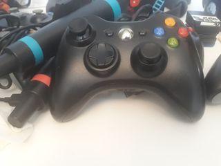 5 Mandos Xbox 360, baterias + 1 mando de regalo