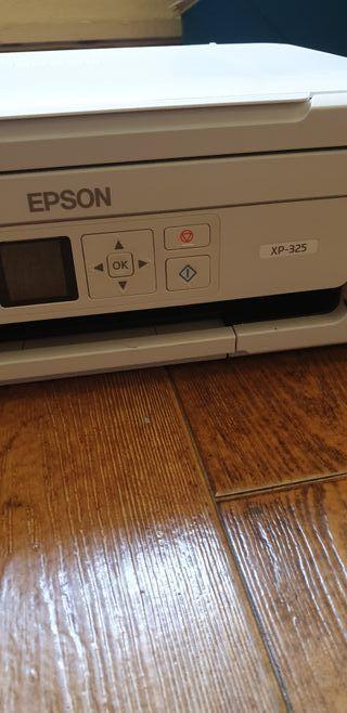 impresora xp325 con tinta