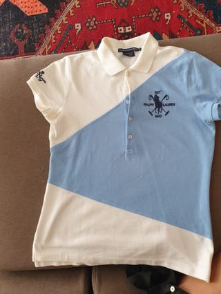 Camiseta Ralph Lauren Sport Mujer