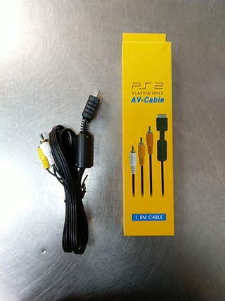 Cable Vídeo PS2