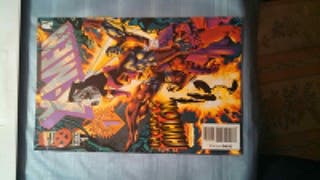 Comic X-men La Caida De Avalon Marvel comics