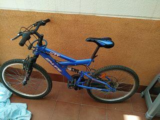 Bicicleta niño 9 a 14 años en muy buen estado