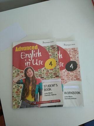 Advanced English in use 4.Burlington books.
